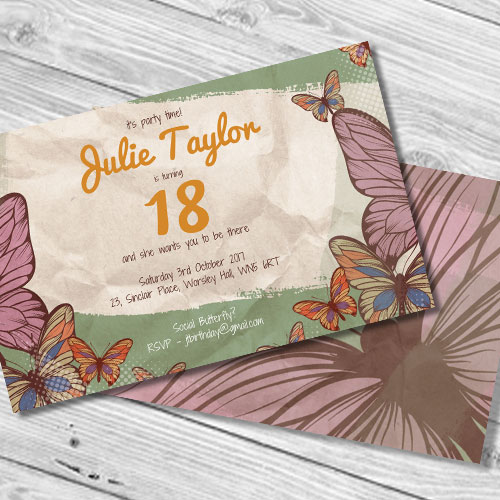 Personalised Cheap Party Invitations Create Custom Invites Online – Personalised Party Invites