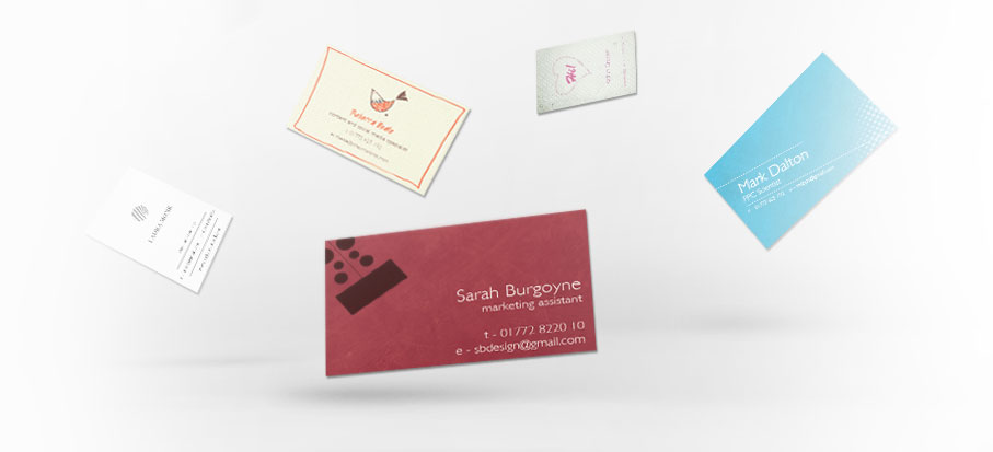 Business cards from 399 123print uk business cards reheart Image collections