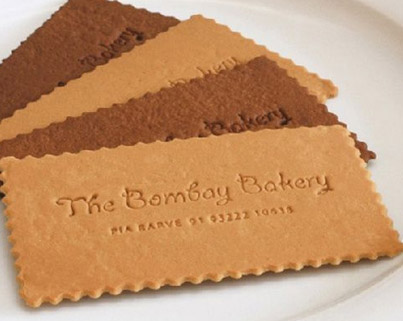 Biscuit Business Cards