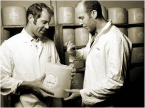 Owners of Dewlay Cheesemakers