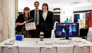 Imagine Index Team at a Wedding Fayre