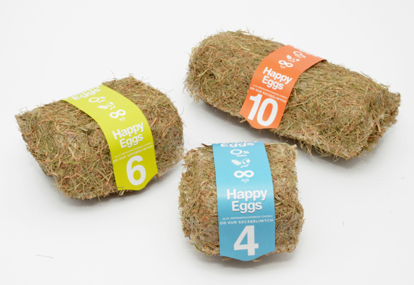 Creative Egg Packaging