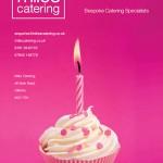 Miles Cake Flyer