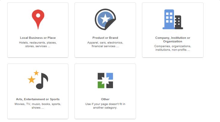 Google + Brand Profiles
