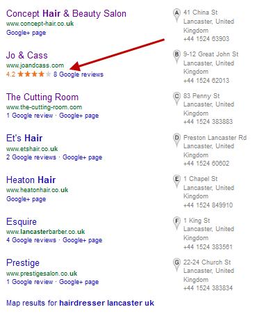 Google Plus - Reviews