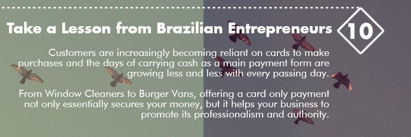 Brazilian Entrepreneurs