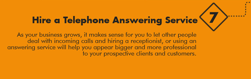 HireaTelephoneansweringservice