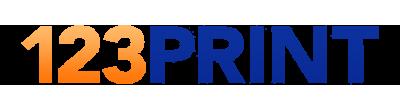 123print logo