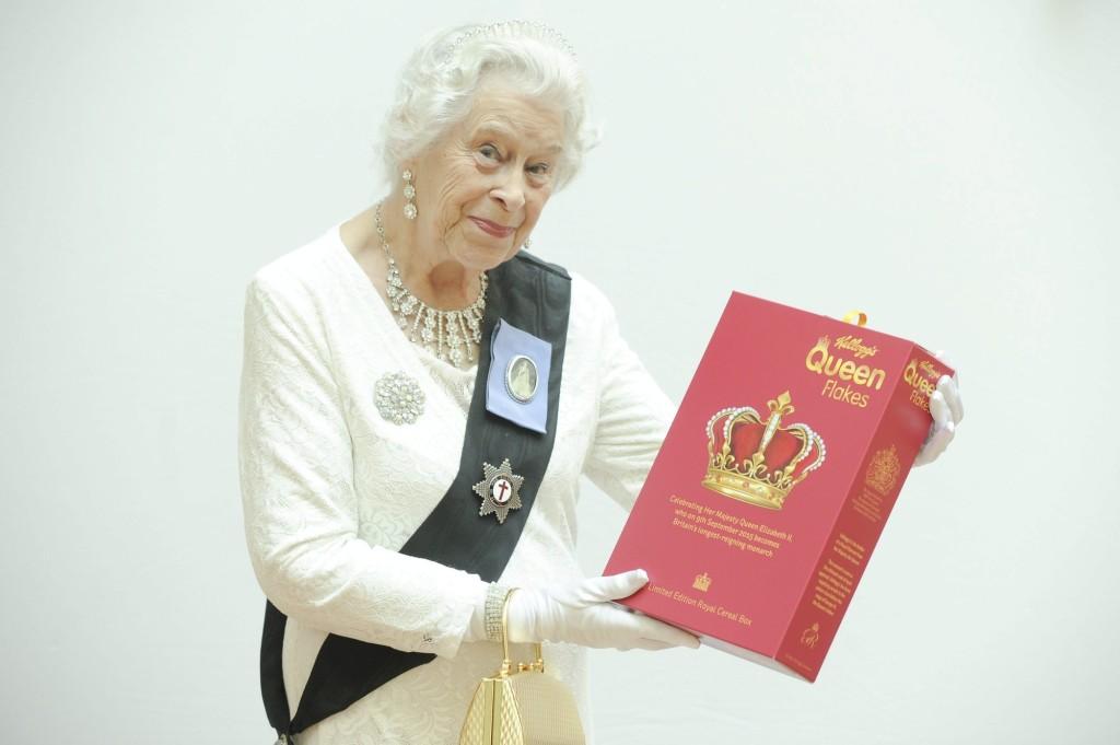 Queen Flakes!